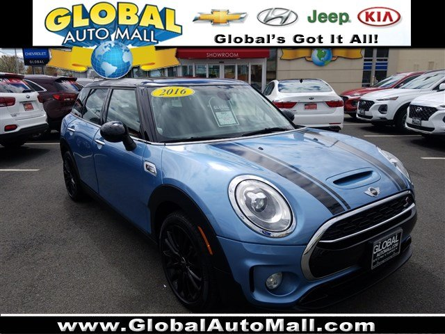 Pre Owned 2016 Mini Cooper Clubman S Station Wagon In North