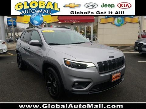 Certified Pre-Owned 2019 Jeep Cherokee Altitude 4WD