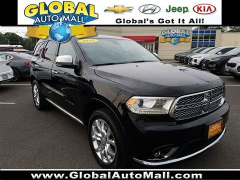 Certified Pre-Owned 2018 Dodge Durango Citadel With Navigation & AWD