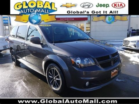Certified Pre-Owned 2018 Dodge Grand Caravan GT With Navigation