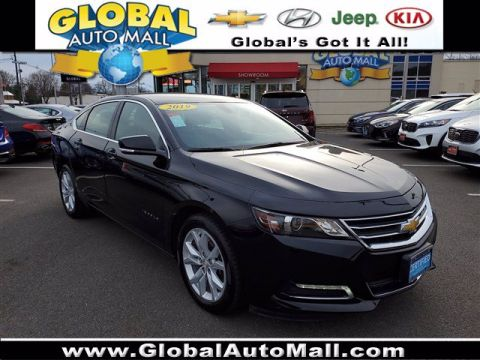 Certified Pre-Owned 2019 Chevrolet Impala LT FWD 4dr Car