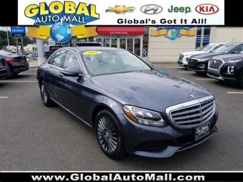 Pre-Owned 2016 Mercedes-Benz C-Class C 300 AWD 4MATIC®