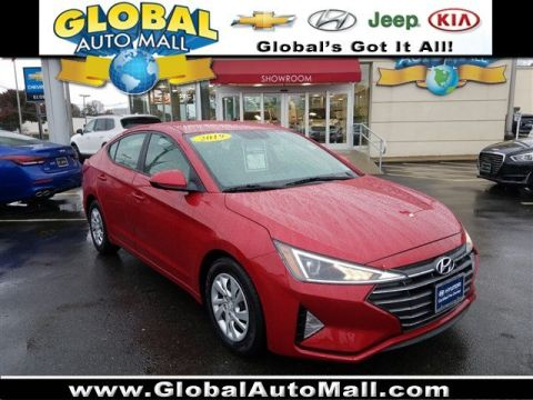 Certified Pre-Owned 2019 Hyundai Elantra SE FWD 4dr Car