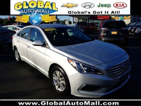 Certified Pre-Owned 2017 Hyundai Sonata SE FWD 4dr Car