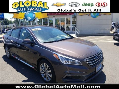 Certified Pre-Owned 2016 Hyundai Sonata 2.4L Limited