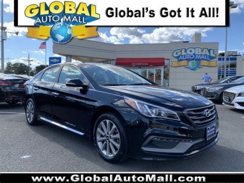 Pre-Owned 2016 Hyundai Sonata 2.4L Limited FWD 4dr Car