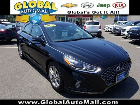 Certified Pre-Owned 2019 Hyundai Sonata Limited FWD 4dr Car