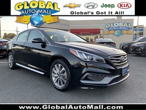 Certified Pre-Owned 2017 Hyundai Sonata Sport FWD 4dr Car