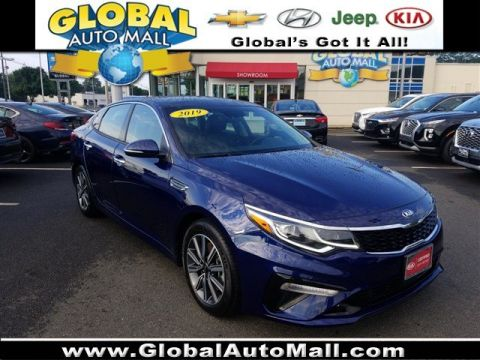 Certified Pre-Owned 2019 Kia Optima EX FWD 4dr Car