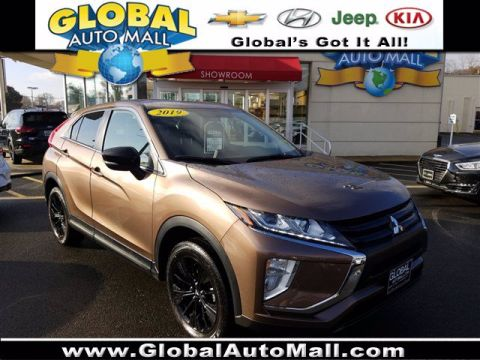Pre-Owned 2019 Mitsubishi Eclipse Cross LE 4WD