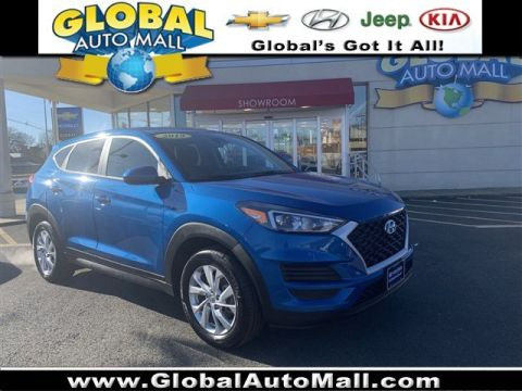 Certified Pre-Owned 2019 Hyundai Tucson AWD