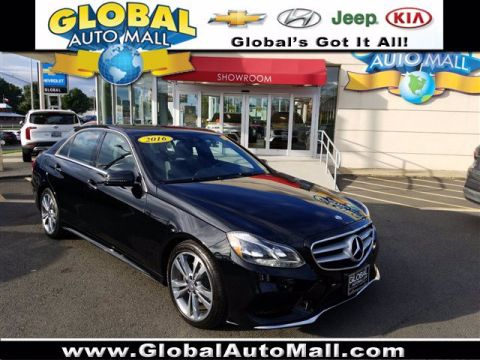 Pre-Owned 2016 Mercedes-Benz E-Class E 350 Sport AWD 4MATIC®
